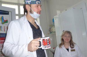 CAT - lab boss Alexei Azarov
