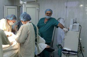 Myt. Hospital: obstetry ans neonatology dept..
